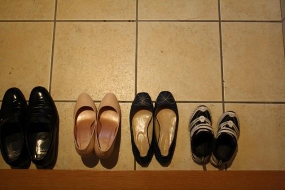 足の臭いの原因