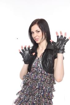 レザー手袋の種類