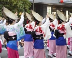 阿波踊り有名どころ
