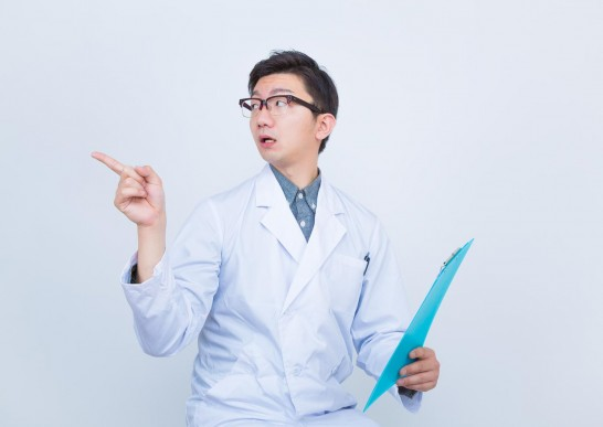 花粉の医者1